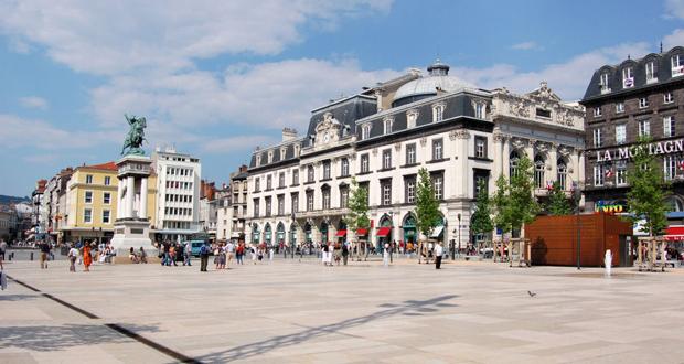 Place de Jaude - Clermont-Ferrand