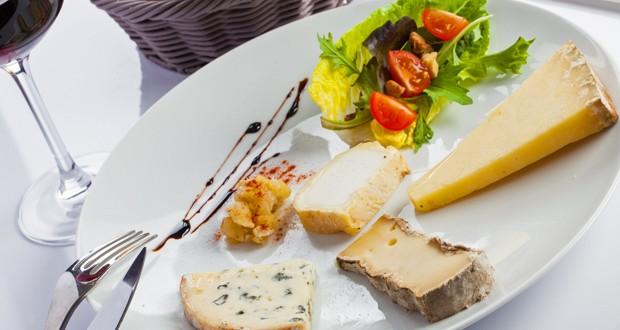 Fromages - Hôtel Le Lion