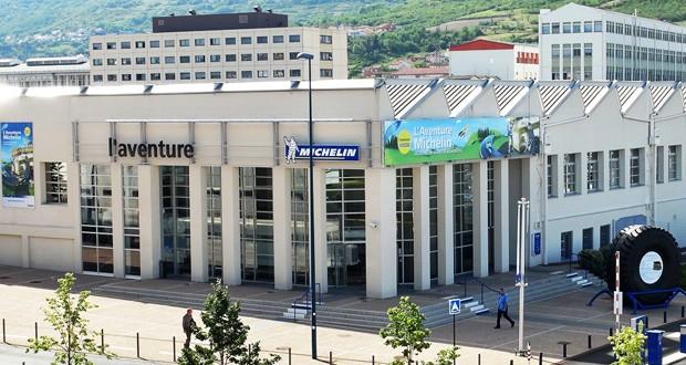 L'Aventure Michelin à Clermont-Ferrand