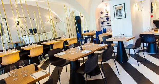 Le Restaurant - Hôtel Le Lion