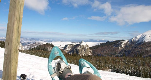 Domaine skiable Orcival
